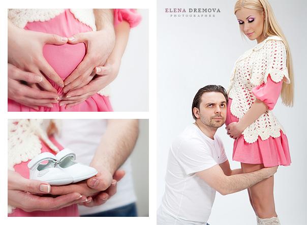 Красивые идею для беременных